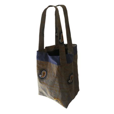 Wax-Print-Paisley-Water-Resistant-Bag